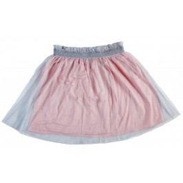 Topo Dívčí tylová sukně - růžová
