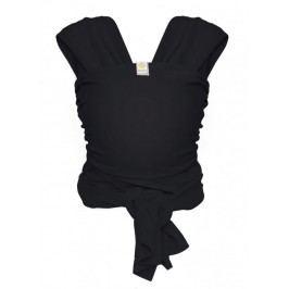 ByKay šátek STRETCHY WRAP DeLuxe Black (vel. M)