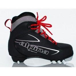 alpina T 5 JR Black/White/Red 32