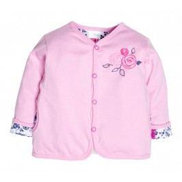 G-mini Dívčí oboustranný kabátek - růžový