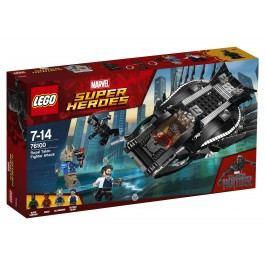 LEGO® Super Heroes 76100 Útok stíhačky Černého pantera