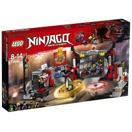 LEGO® NINJAGO™ 70640 S.O.G. Základna