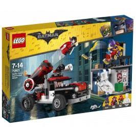 LEGO® Batman Movie 70921 Harley Quinn™ a útok dělovou koulí