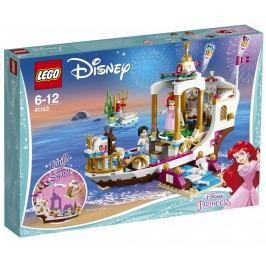 LEGO® Disney Princess 41153 Arielin královský člun na oslavy