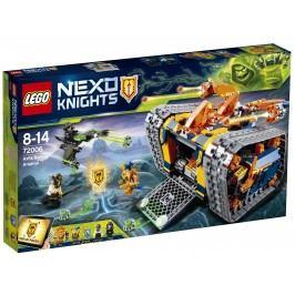 LEGO® NEXO KNIGHTS™ 72006 Axlův arzenál na kolečkách