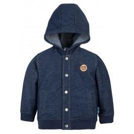 G-mini Chlapecký kabátek Plus - modrý