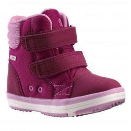 Reima Dívčí kotníkové boty Patter - růžové