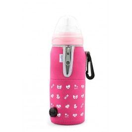 Nuvita Cestovní ohřívač lahve se zipem Pink