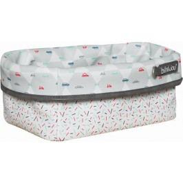Bebe-jou Textilní košík na kojenecké potřeby Wheely