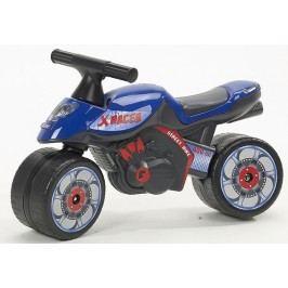 Falk Odstrkovadlo - motorka modrá