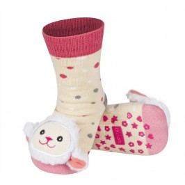 SOXO® Dívčí ponožky s ovečkou - barevné