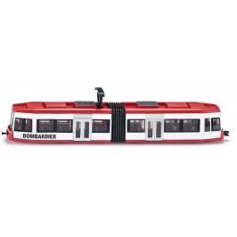 SIKU Tramvaj, 1:87 - bílo-červená