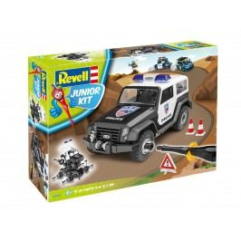 Revell Junior Kit auto 00807 - Offroad Vehicle Police (1:20)