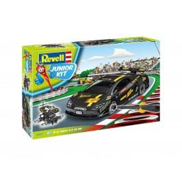 Revell Junior Kit auto 00809 - Racing Car, black (1:20)