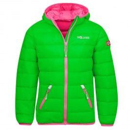 Trollkids Dívčí bunda Dovrefjell - zelená