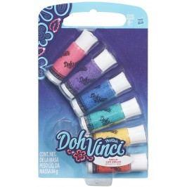 Play-Doh Balení 6 náhradních tub – Třpytivé barvy