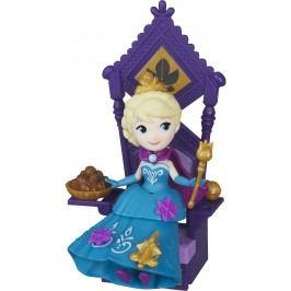 Hasbro Frozen malá panenka s doplňky Elsa