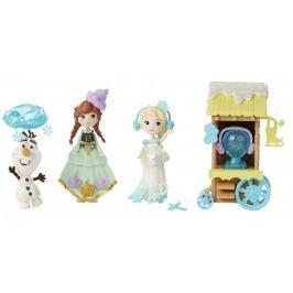Hasbro Frozen tématický set Bruslení