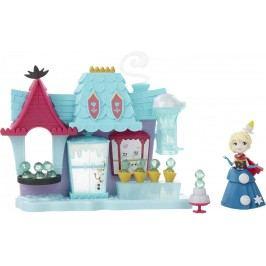 Hasbro Frozen hrací sada pro malé panenky Elsa