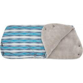 G-mini JORIS rukávník, modrý, klasy