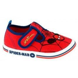 Disney by Arnetta Chlapecké bačkůrky Spiderman - červené