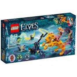 LEGO® Elves 41192 Azari a chycení ohnivého lva
