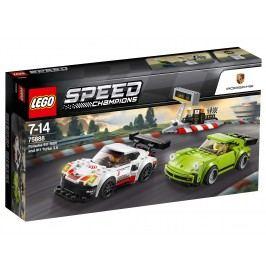 LEGO® Speed Champions 75888 Porsche 911 RSR a 911 Turbo 3,0