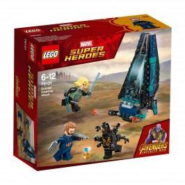 LEGO® Super Heroes 76101 Útok lodi Outrider