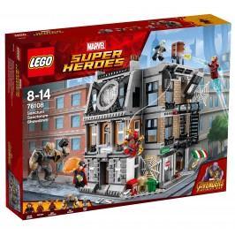 LEGO® Super Heroes 76108 Souboj v Sanctum Sanctorum