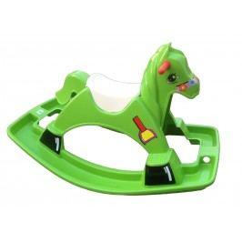 Marian Plast houpací koník zelený