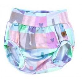 Lamama Dívčí kalhotky na plenu Loca - pastelové