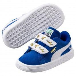 Puma Chlapecké tenisky Mimoni - modré