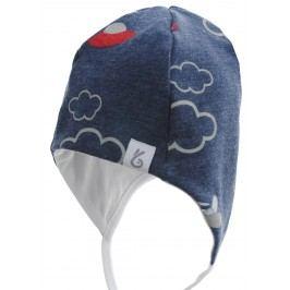 Bexa Chlapecká čepice Baby Boy 2 - modrá