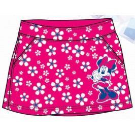 Disney by Arnetta Dívčí sukně Minnie - růžová