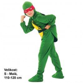 MaDe Kostým na karneval Želva 110 - 120 cm