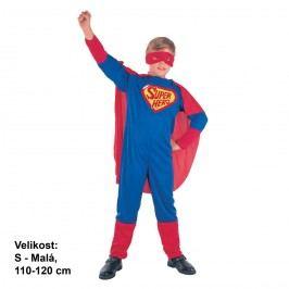MaDe Karnevalový kostým - Superhrdina, 110-120 cm