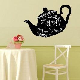 Walplus Samolepicí tabule na zeď, čajová konvice