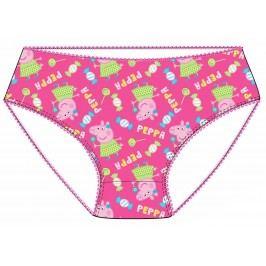 E plus M Dívčí kalhotky Peppa Pig - růžové