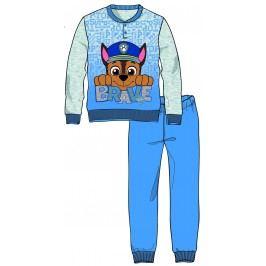 Disney by Arnetta Chlapecké pyžamo Paw Patrol - šedo-modré