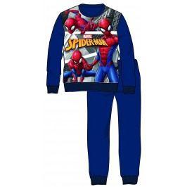 Disney by Arnetta Chlapecké pyžamo Spiderman - tmavě modré