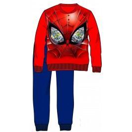 Disney by Arnetta Chlapecké pyžamo Spiderman - červené