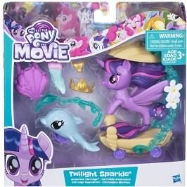 My Little Pony Mořský poník 15cm s módními doplňky - Twilight Sparkle