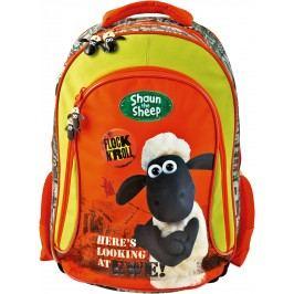 BAAGL Školní batoh Ovečka Shaun, ergonomický velký