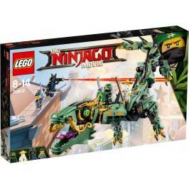 LEGO® NINJAGO™ 70612 Robotický drak Zeleného nindži