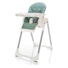 ZOPA Dětská židlička Ivolia Silver Green