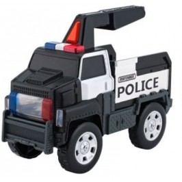 MATTEL Svítící náklaďák Police