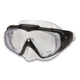 Intex Maska plavecká Aqua Černá