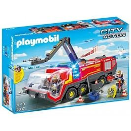 Playmobil Letištní hasičský vůz