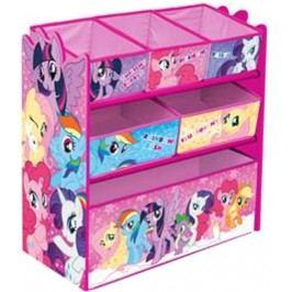My Little Pony Organizér na hračky