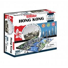 4D CITYSCAPE 4D Puzzle Hong Kong